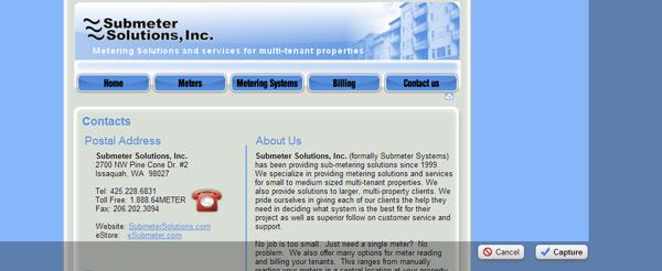 ESubmeter Solutions Issaquah