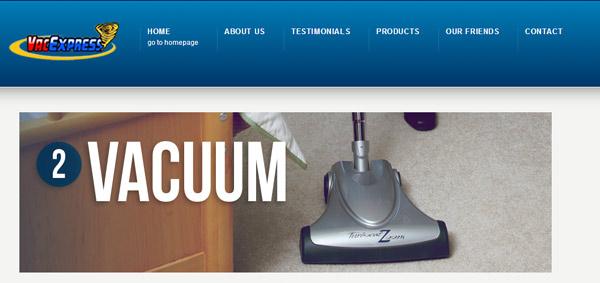 Central Vacuum Texas