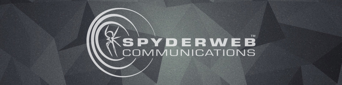 SpyderWeb Communications Social Banner