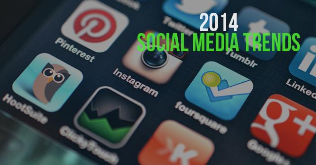 2014 Social Media Trends Tacoma WA
