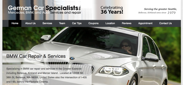 German-Car-Specialist-Bellevue-WA