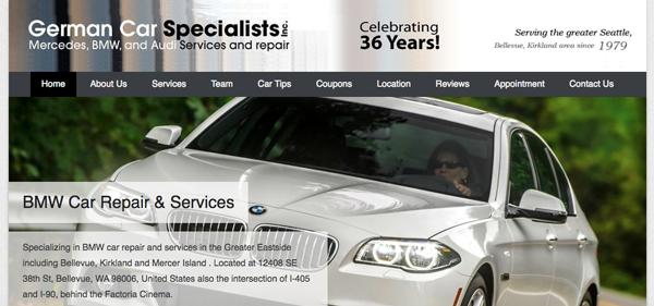 German-Car-Specialist-Bellevue-WA